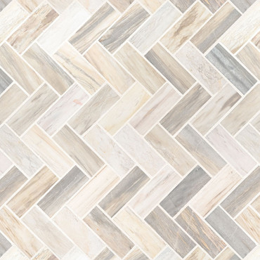 Angora Herringbone Mosaic (SMOT-ANGORA-HBP)