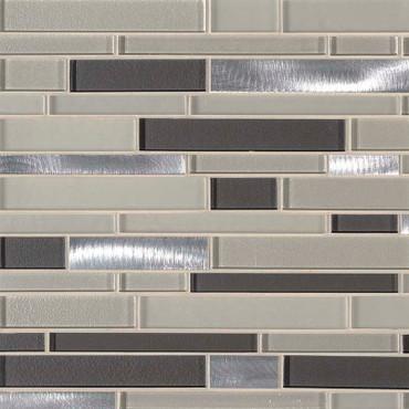 Urbanka Interlocking Mosaic (SMOT-GLSMTIL-URBNKA6MM)
