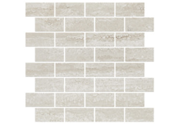 Heritage White Brick Mosaic 1.5x3 (1100227)
