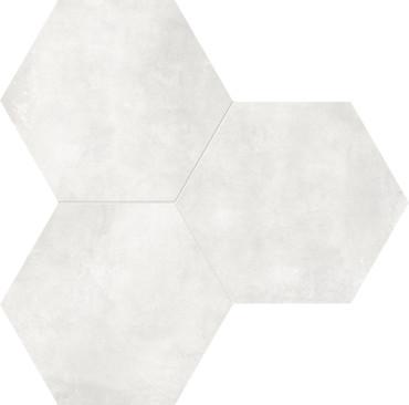Form Ivory Hexagon 7x8 (60-400)