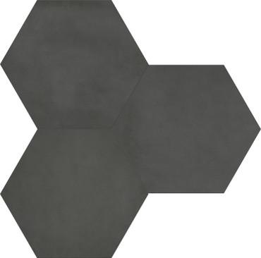 Form Graphite Hexagon 7x8 (60-403)