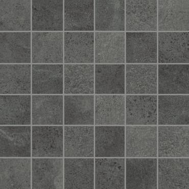 Industria Graphite Mosaic 2x2 (4501-0104-0)