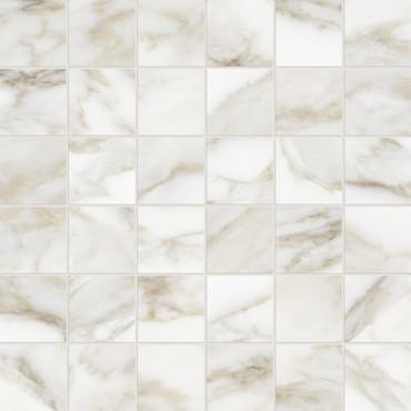 La Marca Calacatta Paonazzo Honed Mosaic 2x2 (4501-0369-0)