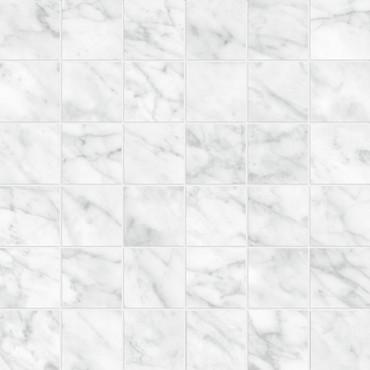 La Marca Carrara Gioia Honed Mosaic 2x2 (4501-0370-0)