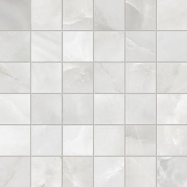 La Marca Onyx Nuvolato Honed Mosaic 2x2 (4501-0372-0)