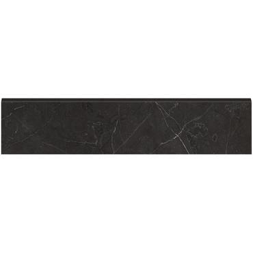 La Marca Nero Venato Honed Bullnose 3x12 (4502-0289-0)