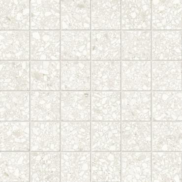 Station Ivory Porcelain Mosaic 2x2 (63-666)
