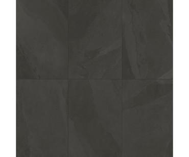 Brazilian Slate Rail Black Porcelain 12x24 (8452)