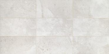 Rochester White Porcelain Floor Tile 12x24 (RC0112241P6)