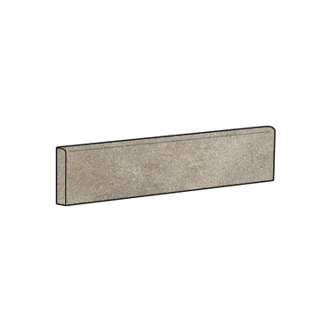 Brooklyn Cemento Toupe Honed Bullnose 4x24 (IRG424BT186)