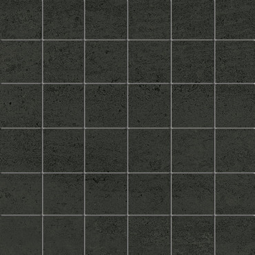 Theoretical Abstract Black Ceramic Mosaic 2x2 (TH9922MS1P2)