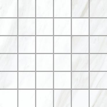 Carrara Extra Moderne Matte Mosaic 2x2 (21.M.330.5311)