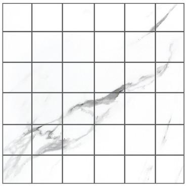 Statuario Extra Moderne Matte Mosaic 2x2 (21.M.330.5308)