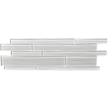Spirited Rain Wave Glass Random 6x18 (WG04RB)