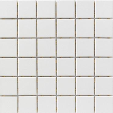 CC Porcelain II White Mosaic 2x2 (UFCCP272-12M)