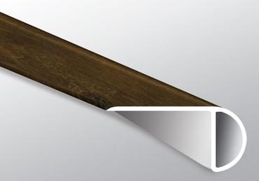 """Cyrus Barrell Low Gloss 94"""" Overlapping Stairnose (VTTBARREL-OSN)"""