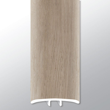 """Andover Highcliffe Greige Low Gloss 94"""" T Molding (VTTHIGGRE-T)"""