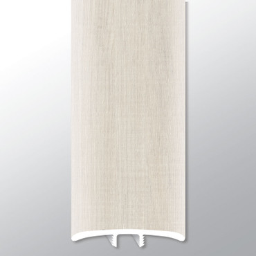 """Andover Whitby White Low Gloss 94"""" T Molding (VTTWHIWHI-T)"""