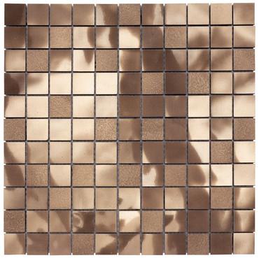 Starlite Antique Bronze Mosaic 1x1 (MOSA100002)