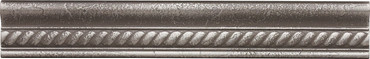Dorset Brushed Nickel Rope Ogee 2x12