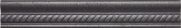 Dorset Wrought Iron Rope Ogee 2x12