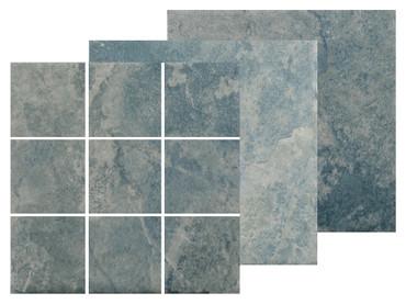 Italian Slate Firenze 2x2 Porcelain Mosaic 12x12 (IS-238)
