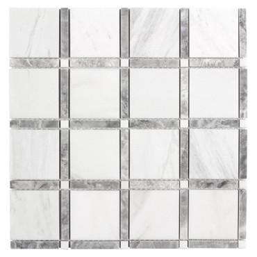 Casablanca Fortress Mosaic 12x12 Sheet (ANTHCAFO)