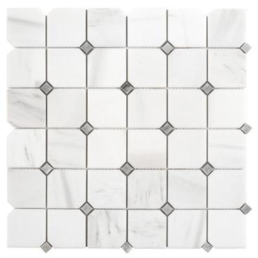 Casablanca Legacy Mosaic 12x12 Sheet (ANTHCALE)