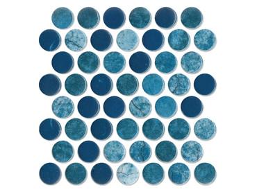Artista Dali Glass Penny Round (ARTIDALIPR)