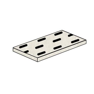 Tivoli Stone Beige Crosscut Grip Drain 8x24 (1 PC) (SNTI01D)