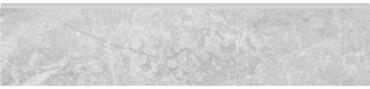Plata Perla Grigia Matte Porcelain Bullnose 3x12 (4502-0311-0)