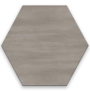 Reflex Titanium Matte Hexagon 9.875 x 8.5 (VNNIHEXA98)