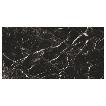 Marbles Marmo Nero Polished Porcelain 12x24 (1102346)