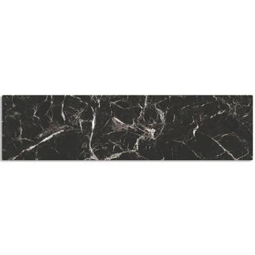 Marbles Marmo Nero Polished Porcelain 8x24 (1102383)