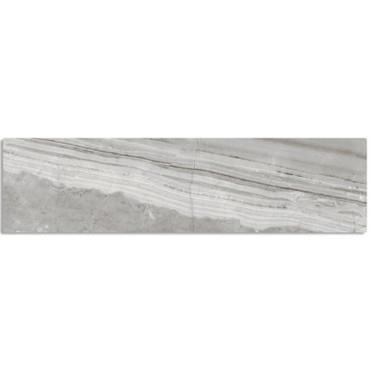 Marbles Oniciata Grey Polished Porcelain 8x24 (1102382)