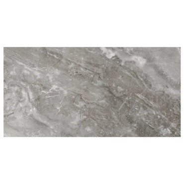 Marbles Oniciata Grey Polished Porcelain 24x48 (1102335)