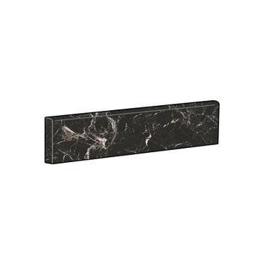 Marbles Marmo Nero Matte Bullnose 3x12 (1102351)
