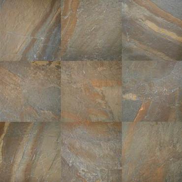 Ayers Rock - Rustic Remnant Porcelain 13x13