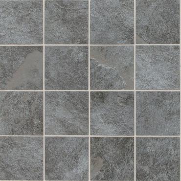Continental Slate - English Grey 3x3 Mosaic