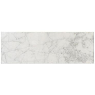 Bianco Carrara Polished 6X12