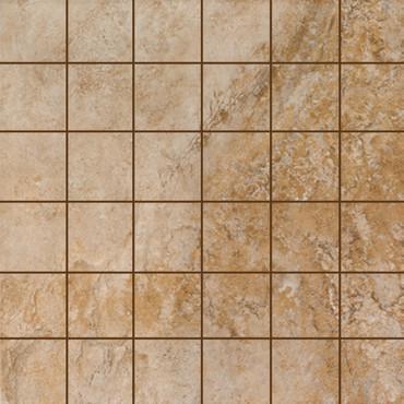Stonefire Beige 2x2 Mosaic