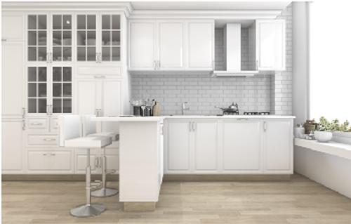 How a White Subway Tile Backsplash Can Enhance Your Home