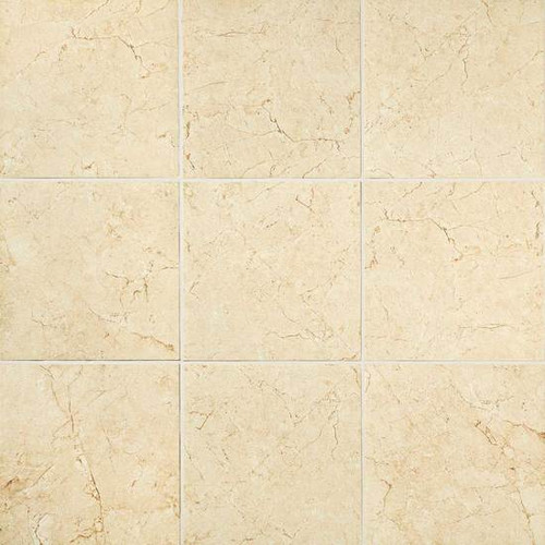 Mirasol Crema Laila 12x12 Floor Tile