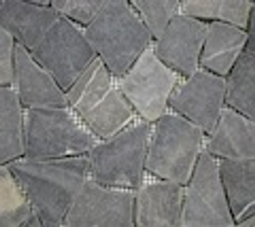 Grey Marble Mosaics 12X12