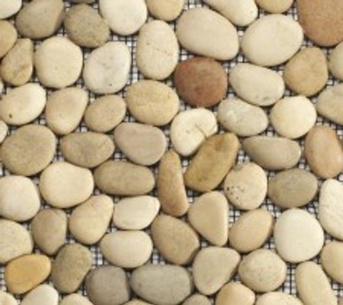Timor Tan Pebbles 12X12