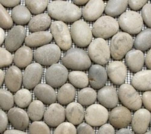 Grey Cloud Pebbles 12X12