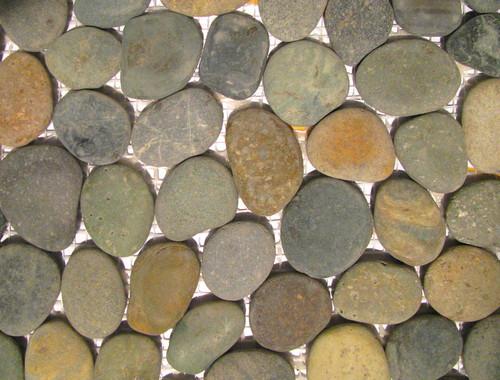 Borneo Mix Pebbles 12X12