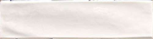 New Yorker Bright White Ceramic Wall Tile 3x12