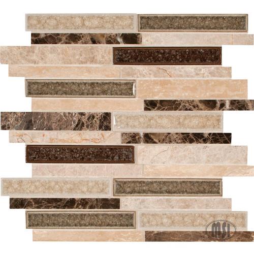 Stonegate Interlocking Patterned Mosaic