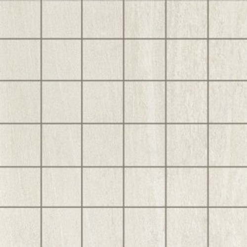 Stone Project White 2x2 Cross Cut Mosaic